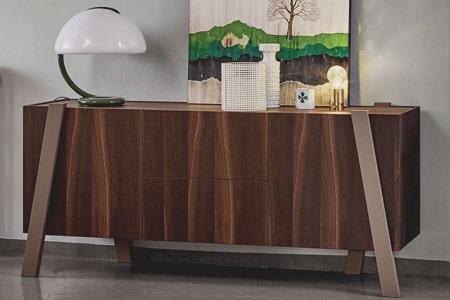 Деревянная мебель из слэбов