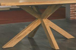 Деревянные подстолья для обеденных столов