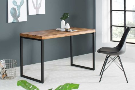 деревянный рабочий стол