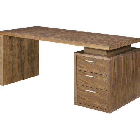 дубовый письменный стол