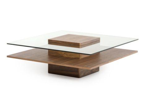 журнальный стол со стеклом