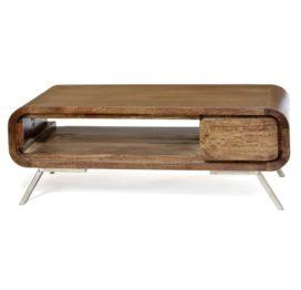 журнальный стол в старом стиле