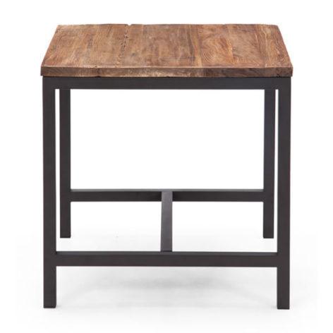 кофейный столик из досок