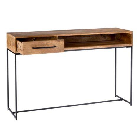 Консольный стол с ящиками