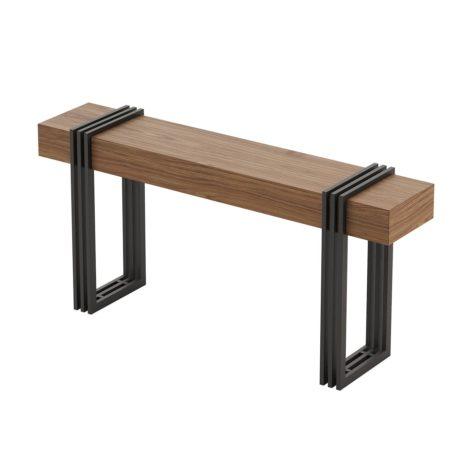 консольный стол узкий
