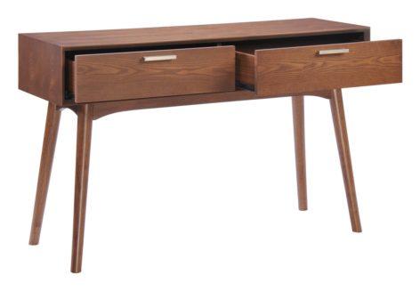 консольный столик с ящиками