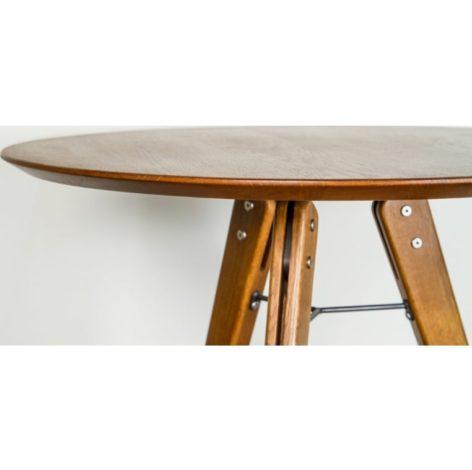 круглый стол из американского дуба