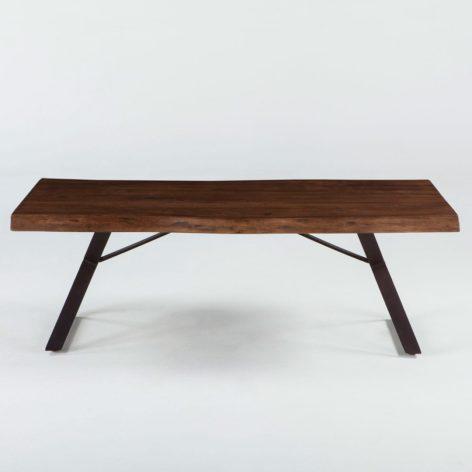небольшой обеденный стол лофт