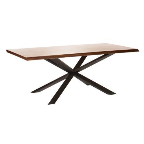 Обеденный стол с стиле лофт