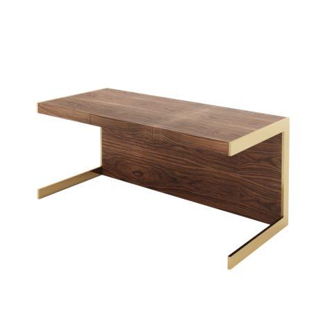 письменный стол из ореха
