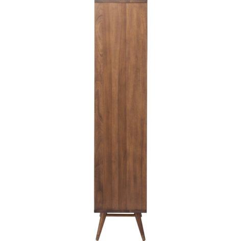 шкаф из дерева для книг