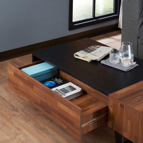 современный журнальный стол