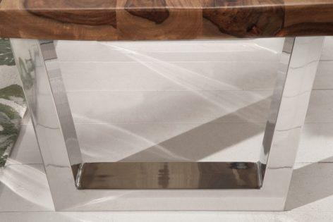 стальное подстолье кофейного столика