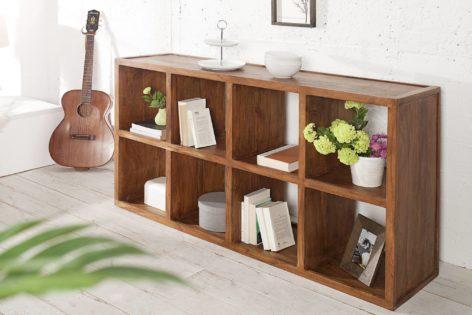стеллаж деревянный недорогой