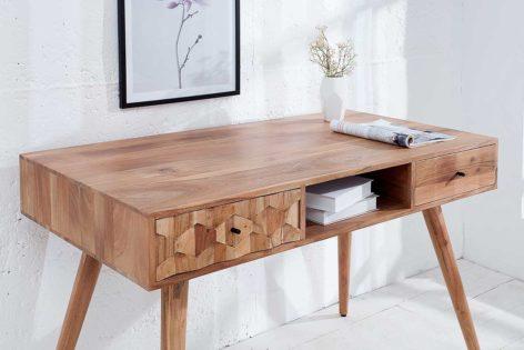 стильный стол письменный