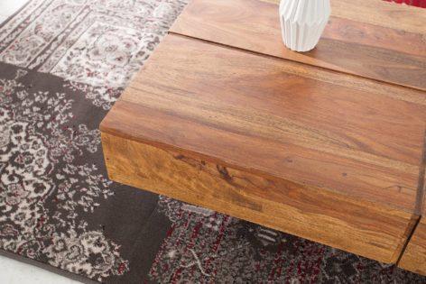 стол из дерева кофейный