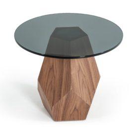 стол кофейный со стеклом
