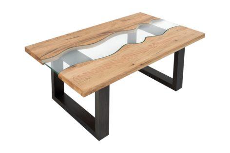 стол река в стиле лофт для дома
