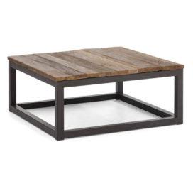 столик кофейный из слэбов