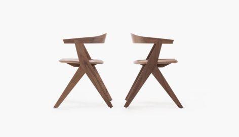 стул в японском стиле