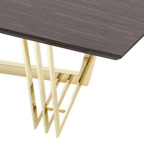 золотое подстолье для стола