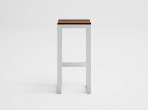 белый стул лофт