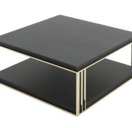черный кофейный стол