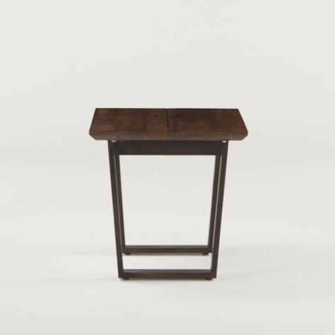 черный кофейный столик