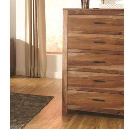 деревянный комод для спальни