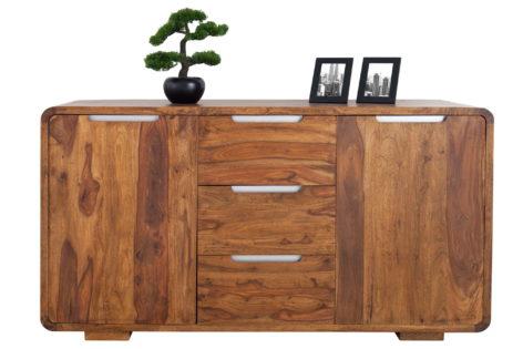 деревянный комод из палисандра
