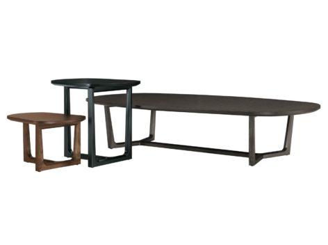 деревянный столик для кофе