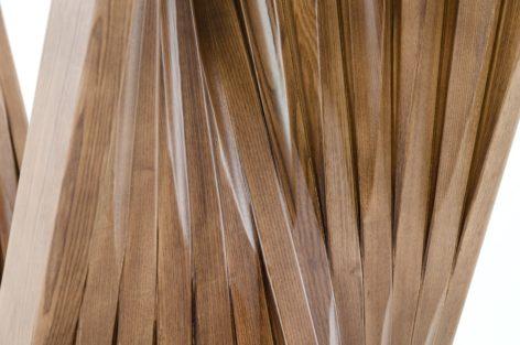 деревянное подстолье для обеденного стола