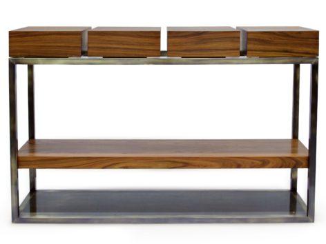 дизайнерский консольный стол