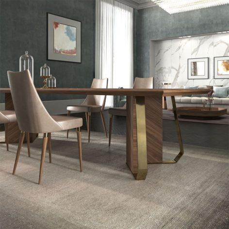 дизайнерский стол для кухни
