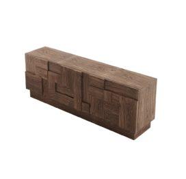 элегантный деревянный комод