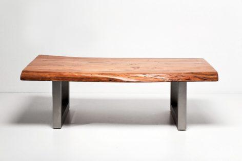 кофейный стол из слэбов