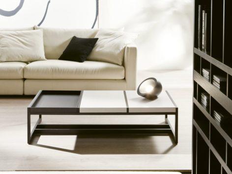 кофейный стол с подносом