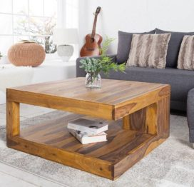 кофейный столик большой