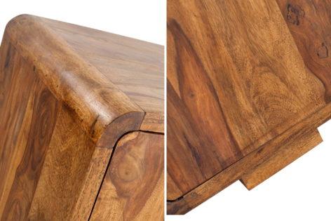 красивый деревянный комод