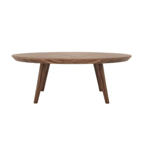 круглый стол из ореха