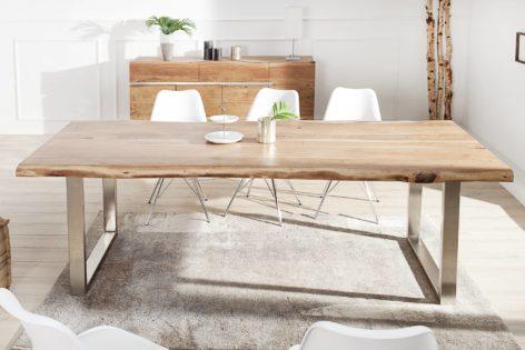 прямоугольны обеденный стол
