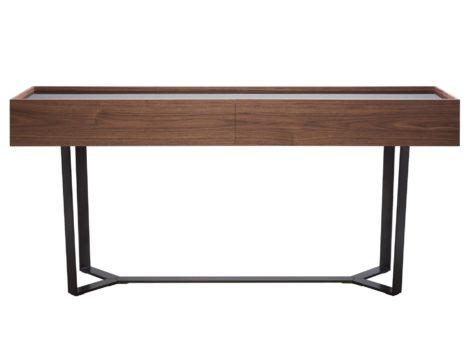 современный консольный стол