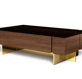современный стол кофейный в стиле модерн