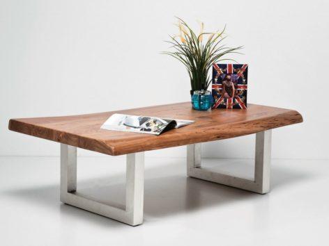 современный столик в стиле лофт