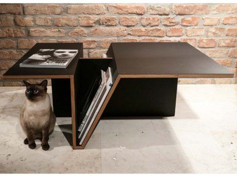 стильный кофейный столик