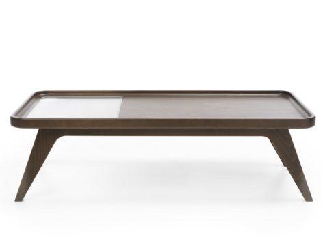 стильный маленький кофейный стол