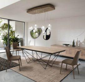 стильный стол для кухни