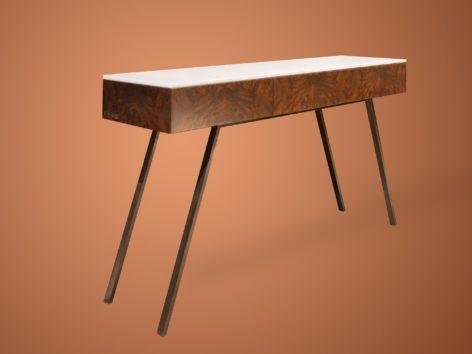стильный стол консоль