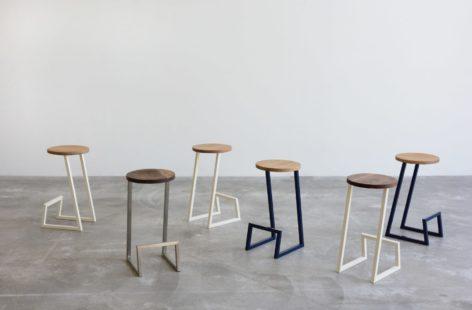 стильный стул loft