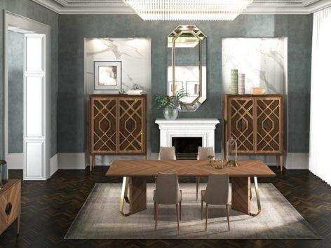 стол для кухни из дерева